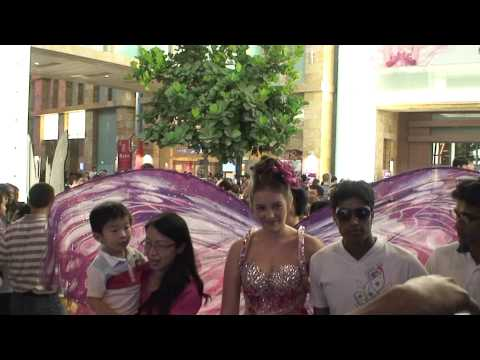 Uncomfortably Beautiful Fairy at Sentosa Casino