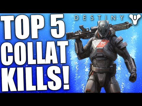 Destiny: Top 5 Collateral Kill Clips Of The Week / Episode 45 (Shotguns & Snipers)