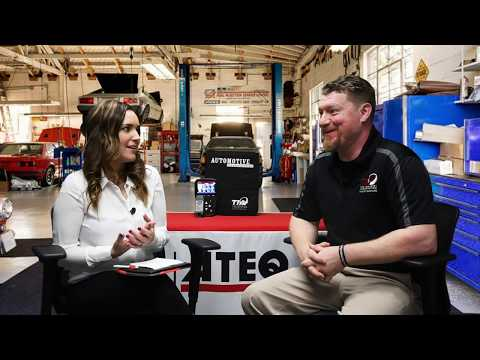 Tire Industry Association (TIA) interview, Shawn Pease with ATEQ TPMS Tools