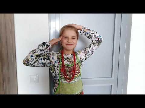 "Косплей на союзмультфильм ""Про Сидорова Вову"""