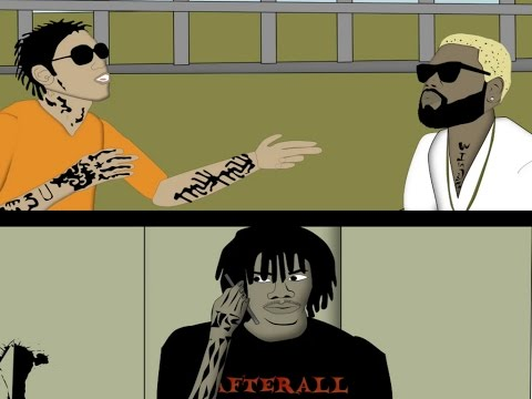 Vybz Kartel & Demarco Miracle | Alkaline 12pm. [Jamaican Cartoon]