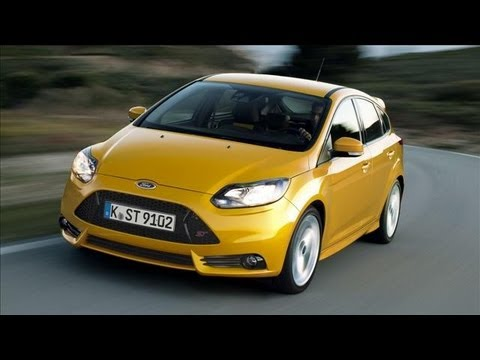 Dan Neil Reviews The 2017 Ford Focus St