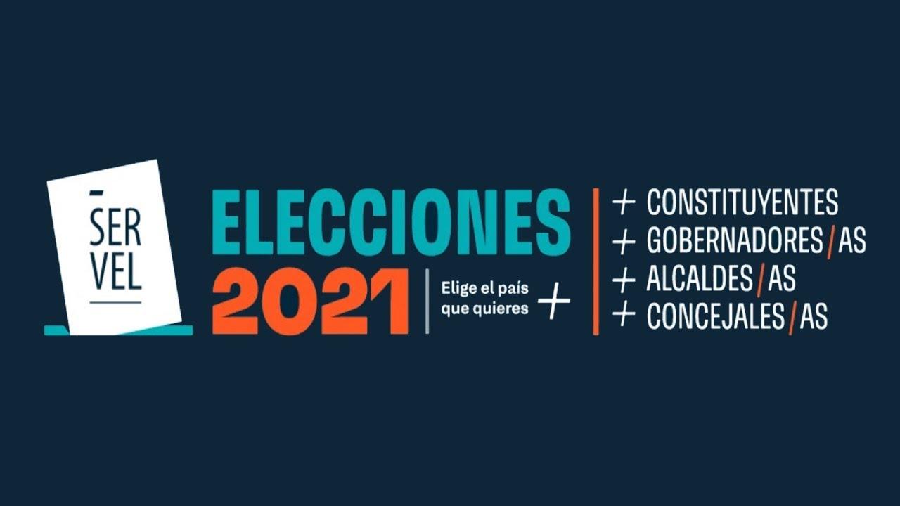 Señal Oficial Servel Elecciones 2021