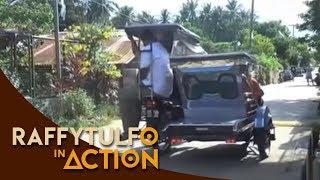 Isang pamilya pina-ban daw ni Chairman sa mga tricycle driver sa kanilang barangay na isakay.