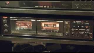 Luxman K-110W  Dual Cassette Deck
