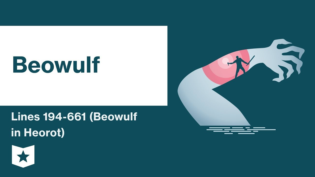 why does beowulf travel to herot