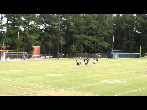 WCA Bulldogs vs Kestrel Heights School, 2012-09-14