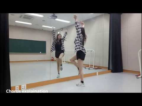 IZ*ONE VIOLETA DANCE TUTOTIALS with EXPLAINATION - Dance tutorial by Kathleen Carm