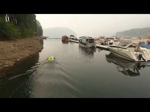 CEE HydroSystems CEE-USV Hydrographic Survey Remotely Operated Drone Boat