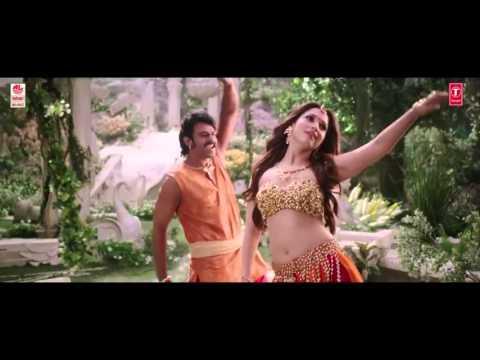 Pacha Bottasi Full Video SongBaahubali TeluguPrabhas, Rana, Anushka, TamannaahBahubali