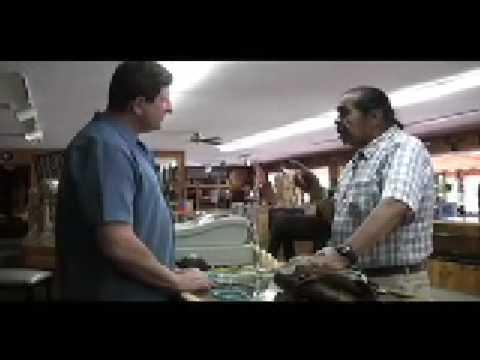 Traditional Santo Domingo Jeweler Ray Lovato