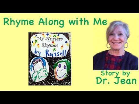Rhyme Along with Me by Dr. Jean