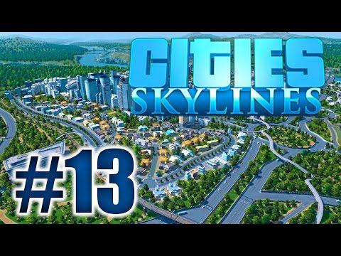Expo Centre And Stadium! (Cities Skylines #13)