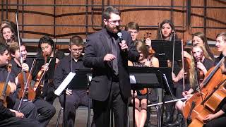 10.30.2017 MHS Fall Orchestra and Choir Concert