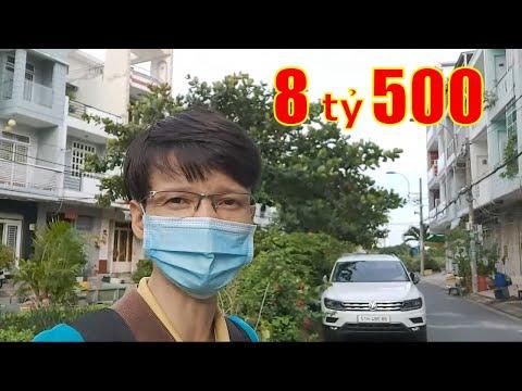 Livestream Bán Nhà Mặt Tiền Quận 6, Khu Dân Cư Bình Phú 2 Quận 6. Dt 4x15m Đúc 3,5 Tấm