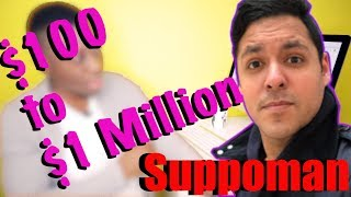 How Suppoman Turned $100 into $1 000 000 and Became a Cryptocurrency Millionaire | Crypto News