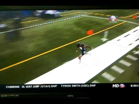 Julius Thomas.  2011 combine