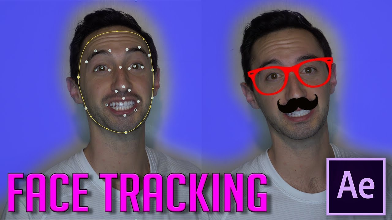 design intemporel 49764 83d19 How to do Face Tracking, Facial ID, with After Effects (iPhone X features)  Tutorial