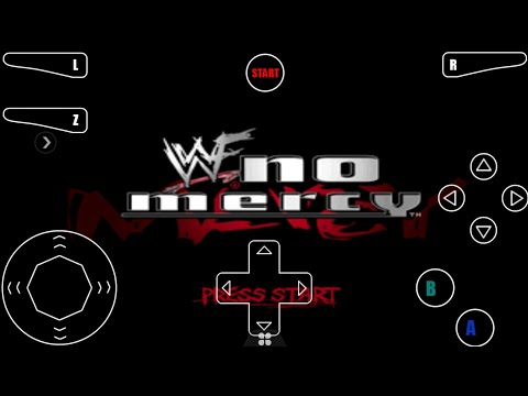 WWF No Mercy Download For Android   How To Download WWF NO MERCY.