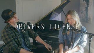 Drivers License - Olivia Rodrigo (Tyler Ward & Julia Sheer Cover   Music Video)
