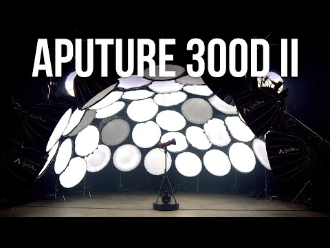 Introducing the Aputure 300d  II