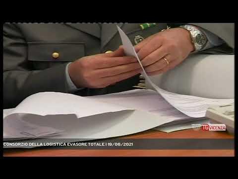 CONSORZIO DELLA LOGISTICA EVASORE TOTALE | 19/06/2021