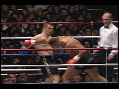 Sam Greco vs. Mirko CroCop - K-1 GP '99 FINAL
