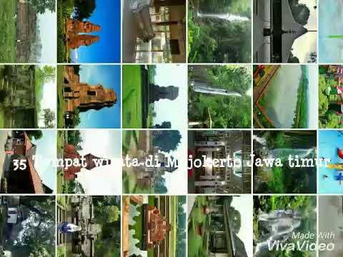 35 Tempat Wisata Di Mojokerto, Jawa Timur Paling Terkenal