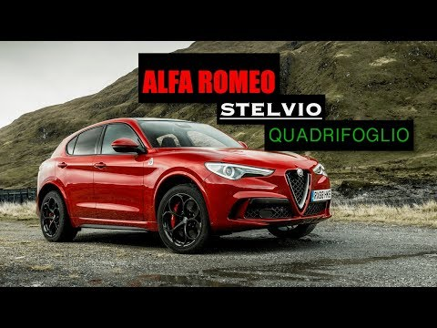 2019 Alfa Romeo Stelvio Quadrifoglio Review: Godfather of the Super SUV - Inside Lane