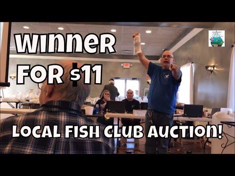 JSAS Fish Club Auction