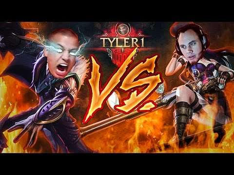 TYLER1 VS PHREAK FULL GAME