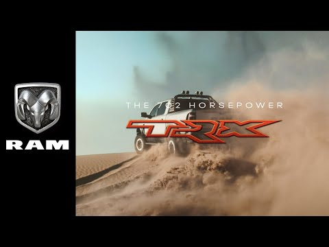 2021 Ram 1500 TRX | Game Changer