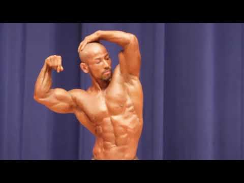 2013 Central Japan Bodybuilding Championship in Yokota