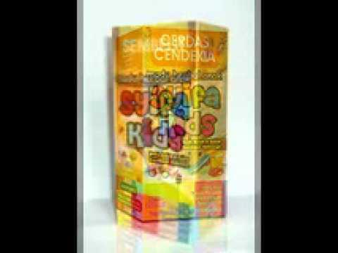 madu herbal anak herbal indo utama syifa for kids.wmv