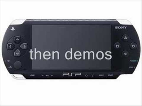 my video on how to get free psp demos!