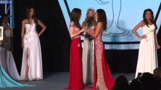 The Crowning of Miss Vermont Teen USA 2014, Madison Cota and Miss Vermont USA 2014, Gina Bernasconi