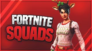 SQUADS Ft NasNas, Purple070! // CODE: YT_Prxsent // Fortnite Battle Royale (NL)