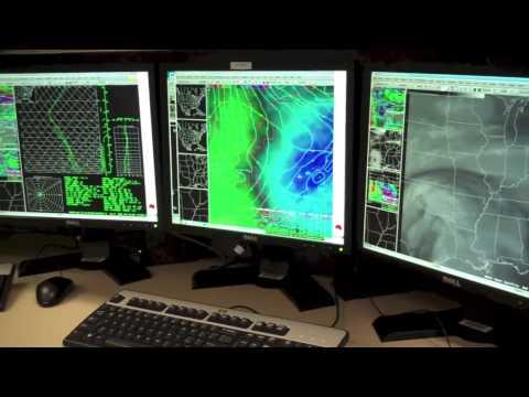 2014 NORAD Tracks Santa Command HQ Test Flight