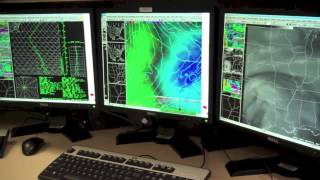 2014 NORAD Tracks Santa Command HQ Test Flight
