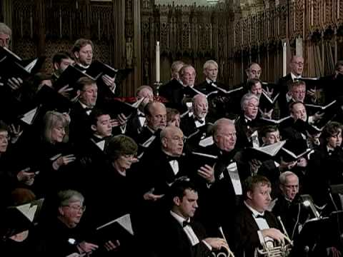 There Is No Rose of Such Virtue, The Choral Society of Durham, Rodney Wynkoop, Conductor