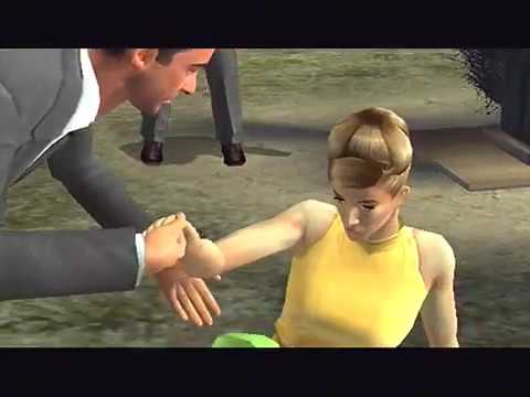 Ps2 James Bond 007 From Russia With Love Gameplay 4k 60fps