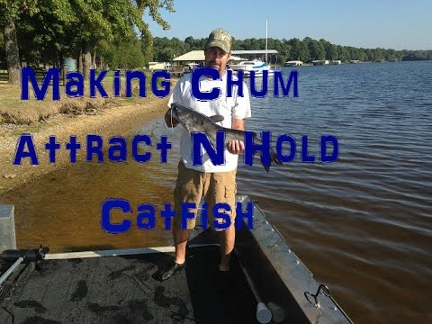 Make Catfish Chum