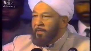 Inaugural Address, Jalsa Salana 26 July 1991.