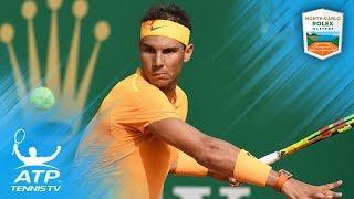 Nadal dominates Bedene; Djokovic sets up Thiem clash | Monte-Carlo 2018 Highlights Day 4