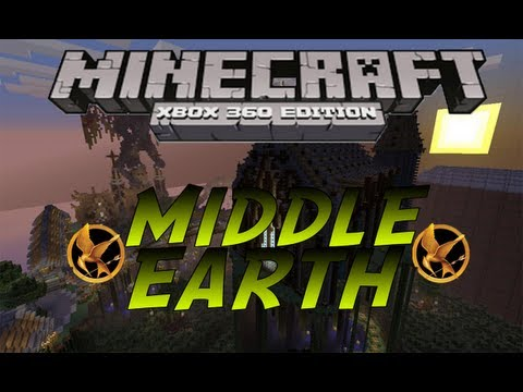Xbox Minecraft *Hunger Games*