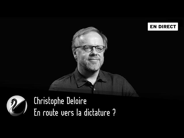 En route vers la dictature ? Christophe Deloire [EN DIRECT]