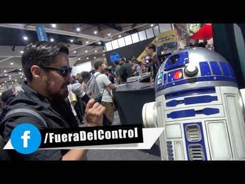 Fuera del Control.- San Diego Comic con 2017 Parte 2
