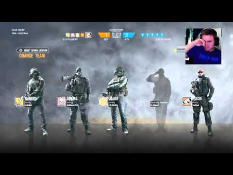Rainbow Six Siege| Diamond Rank Play