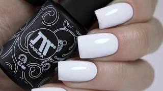 Каучуковый белый гель-лак MASURA White Rubber 298-05