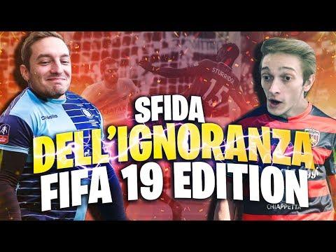 LA SFIDA DELL'IGNORANZA: Rohn vs Dread - GOAL IMPOSSIBILI! [FIFA 19 EDITION!]